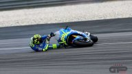 MotoGP: PHOTO. Iannone's lowside in Sepang test