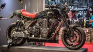 Moto - News: Hesketh Valiant Supercharged 2018