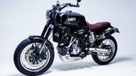 Moto - News: KTM 950 SM Scrambler by Smoked Garage