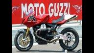 Moto - News: Moto Guzzi MGS-01 Corsa: una fiaba fantastica