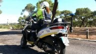 News Prodotto: Gruppo Piaggio: 160 MP3 alla Polizia di Madrid