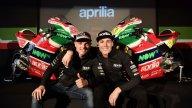 MotoGP: Espargarò e Lowes: fratelli... d'Aprilia