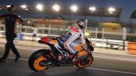 MotoGP: Test Qatar Day 1: all in one night