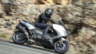 Moto - Test: Yamaha TMAX DX e SX 2017 - TEST