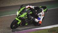 Moto - Test: Michelin Power RS passa l'esame sulla pista di Losail