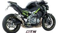 Moto - News: SC-Project, i nuovi scarichi per la Kawasaki Z900