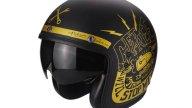 Moto - News: Scorpion Belfast, il casco jet vintage