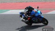 Moto - Test: Suzuki GSX-R 1000 R: in pista con il mito Kevin Schwantz