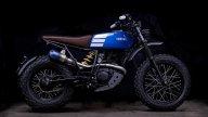 Moto - News: Yamaha TW200 by Lanesplitter Garage: realizzata quasi interamente a mano