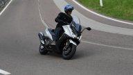 Moto - Test: Kymco AK 550 - TEST
