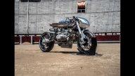 """Moto - News: XTR Pepo BMW R100RS, Rosell ci porta nel futuro con la """"The Bullet Silver"""""""