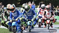 MotoGP: PHOTOGALLERY. Small bikes and great rider