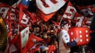 MotoGP: 43/5000 Marc Marquez celebrates the 6th title in Cervera