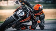 Moto - News: EICMA 2017, KTM 790 Duke my2018: 105 CV di libidine, con duke-look!
