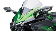 News Prodotto: EICMA 2017, Kawasaki Ninja H2 SX: turismo a bomba!