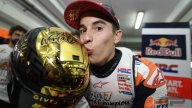 MotoGP: PHOTOS. Marquez, the 6 sides of the champion