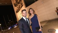 MotoGP: Black ... and red at the Valencia FIM Awards