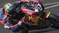 Leon Camier su Honda