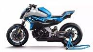 Moto - News: CF Moto V.02 NK, il prototipo che fa sul serio