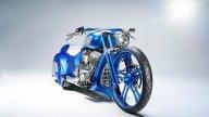 Moto - News: Indian Chief Vintage Top Mountain, una moto che vale un... museo