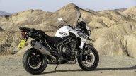Moto - Test: Triumph Tiger 1200 2018 - TEST [VIDEO]