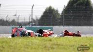 MotoGP: FOTO. La caduta di Jorge Lorenzo a Sepang