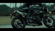 Moto - News: Nuova Triumph Speed Triple, il secondo video-teaser