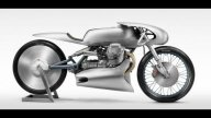 Moto - News: Moto Guzzi Airforce by Death Machines, la one-off che non t'aspetti