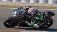 Moto2: Prototipo Kalex con motore Triumph: buona la prima