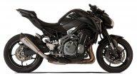 Moto - News: HP Corse: Hydroform e Evoextreme, scarichi per Kawasaki Z900