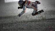MotoGP: Dani Pedrosa, che botto a Losail!