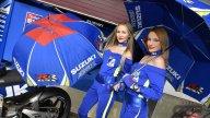 MotoGP: Le Umbrella Girl del GP del Qatar