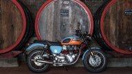 Moto - Test: Triumph Bonneville T120 Black - TEST [VIDEO]