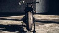 "Moto - News: Raging Dagger, la seconda vita ""naked"" di una Harley Davidson Forty-Eight"