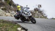 Moto - Test: Nuova Triumph Tiger 1200 XCA, quando il viaggio è in first class