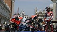 MotoGP: Gita romantica a Venezia per Lorenzo... e la Ducati