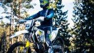Moto - News: Husqvarna, arriva la gamma Enduro 2019