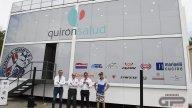 MotoGP: La nuova Clinica Mobile inaugurata a Barcellona
