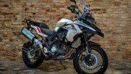 Moto - Test: Benelli TRK 502 X - TEST [VIDEO]