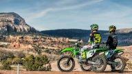 Moto - News: Kawasaki, ecco la nuova KX 450