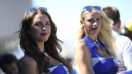 MotoGP: Aassen, Umbrella Girls