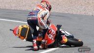 MotoGP: Marquez: sarà una gara in tre fasi, decisive le gomme