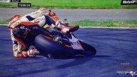 MotoGP: Marc Marquez, Silverstone, l'ennesima magia alla curva 16