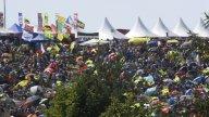 MotoGP: Brno, glamour in pitlane