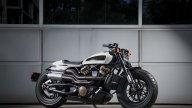 Moto - News: Harley-Davidson, brevettata la frenata automatica d'emergenza