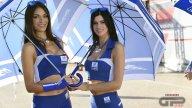 MotoGP: Tutte le bellezze di Aragon, Umbrella Girl