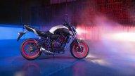"""News Prodotto: Intermot 2018 – Yamaha Serie MT 2019: l'Oscuro... """"si ghiaccia"""""""