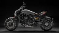 Moto - News: La Ducati XDiavel si tinge di grigio opaco