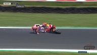 MotoGP: La caduta di Marquez a Phillip Island nella Fp1