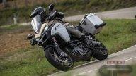 : Ducati Multistrada Enduro 1260: muscoli sotto controllo